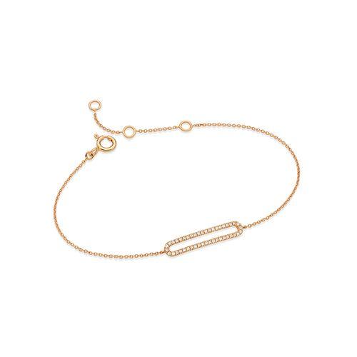 Pulseira-Ouro-Rose-e-Diamante