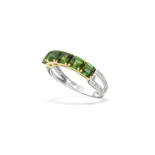 Turmalina-Verde-Polido
