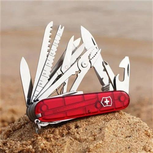 Canivete-SwissChamp-Vermelho-Translucido