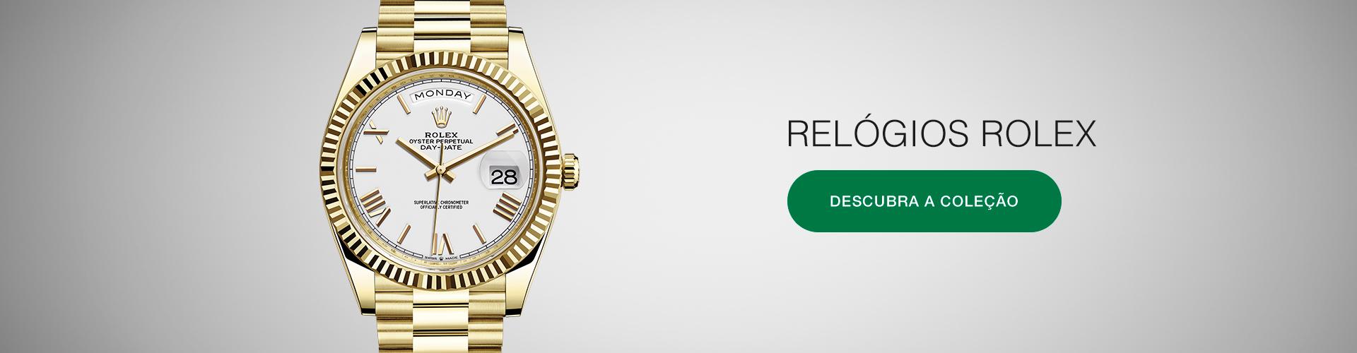 Novos modelos Rolex 2021