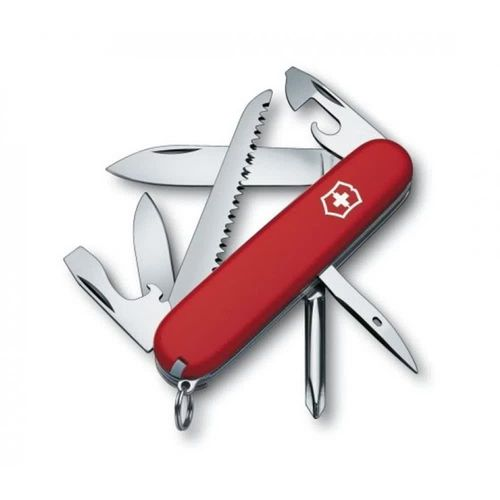 Canivete-Hiker-Vermelho