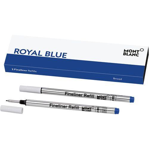 Refil-Fineliner-Azul-Royal-B