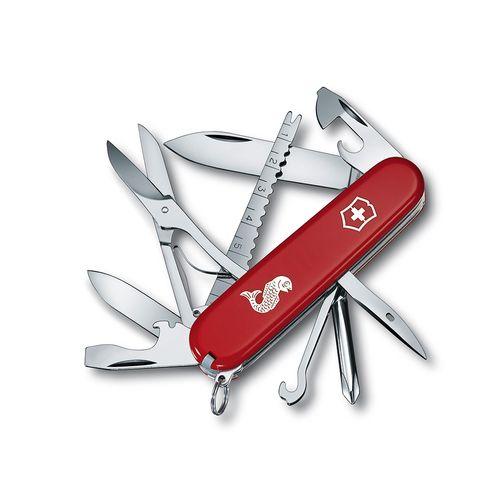 Canivete-Fisherman-Vermelho
